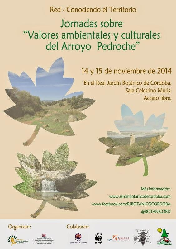 Jornadas sobre el Arroyo Pedroche