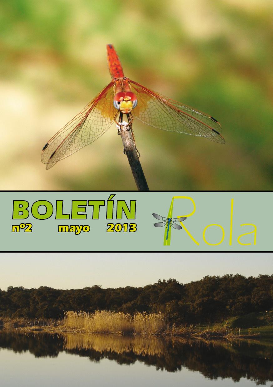 Boletín de la ROLA nº 2, mayo 2013