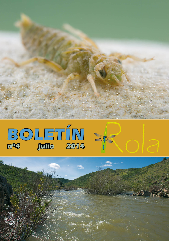 Boletín de la ROLA nº 4, julio 2014