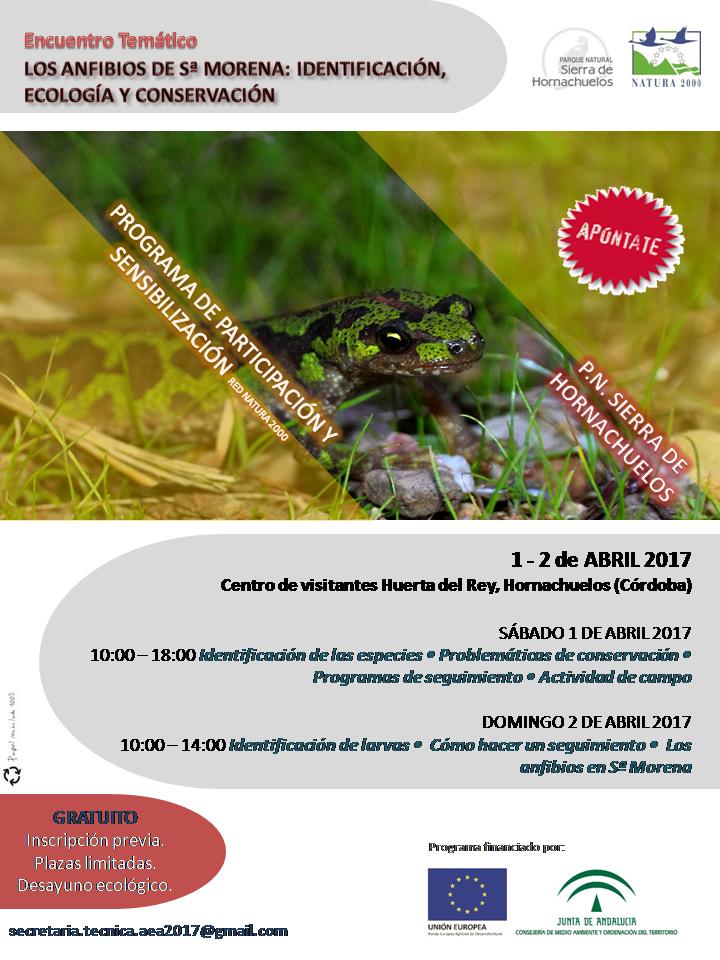Voluntariados 2017 en parques naturales