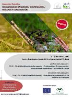 Taller de anfibios, Hornachuelos 1-2 Abril 2017