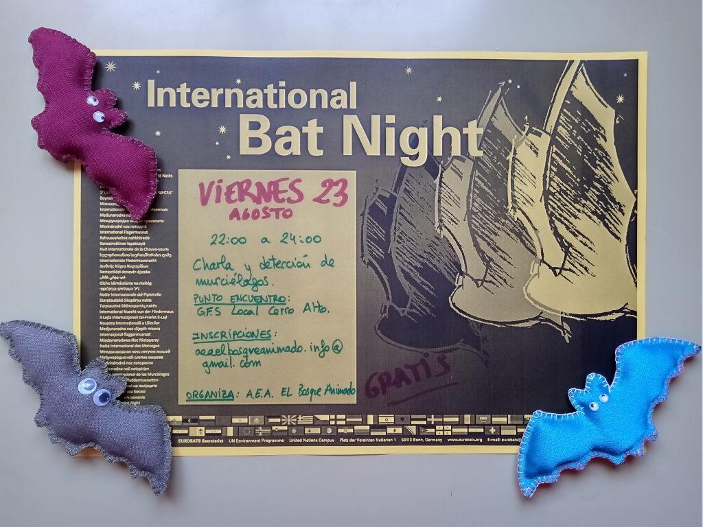 Día internacional de los Murciélagos 2019
