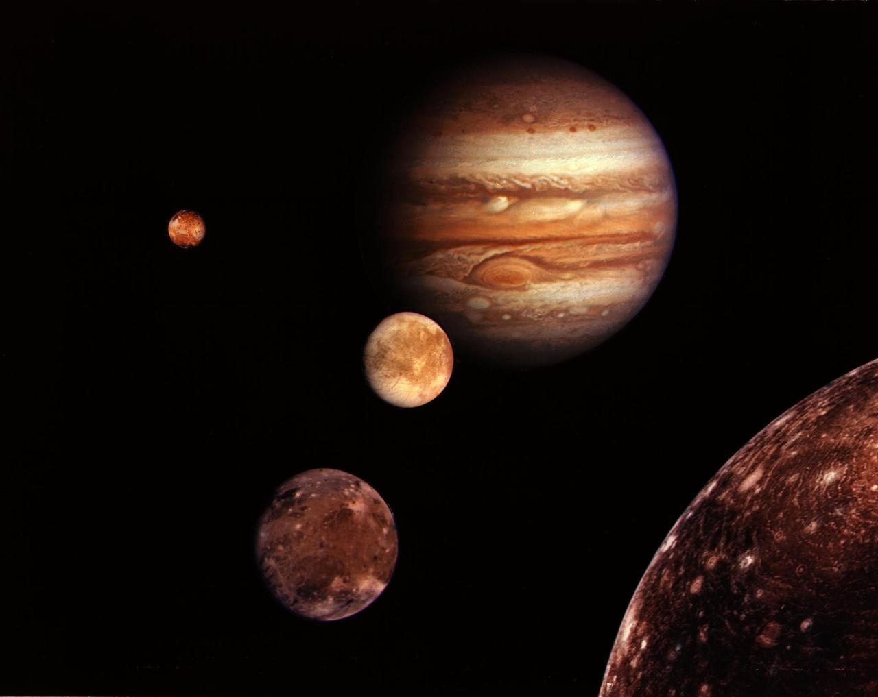 Júpiter y Saturno en el Cielo de Julio 2020