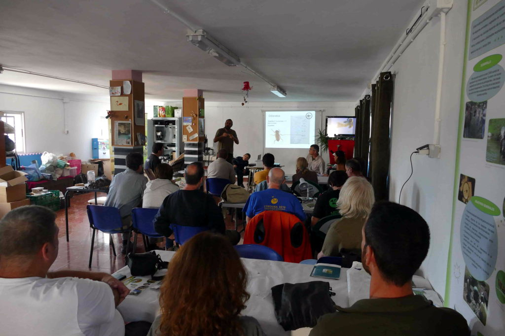 Teaching at Genal Field Station