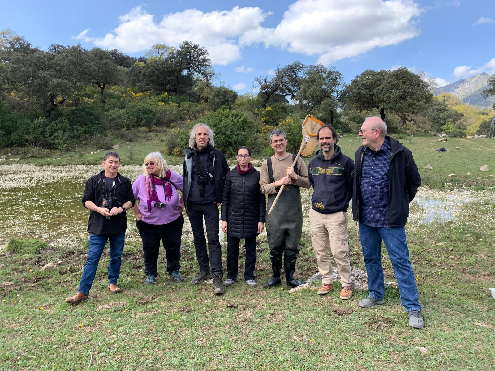 grupo de expertos de ecosistemas acuáticos dulceacuícolas de la IUCN